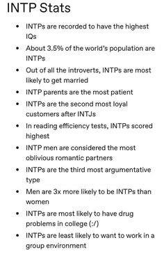 Looks like college is gunna be interesting Mal is INTP Intp Personality Type, Personality Psychology, Myers Briggs Personality Types, Myers Briggs Intp, Psychology Quotes, John Maxwell, Mbti Compatibility Chart, Mbti Istj, Intp Female