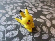 ▶ Pikachu Pokémon polymer clay tutorial