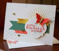 Laura's Works of Heart: KINDA ECLECTIC CARD: