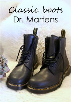 Tall girl's fashion // Dr. Martens boots new in my closet!