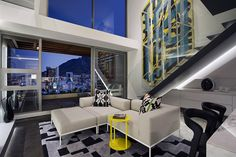 Diseño de minidepartamento moderno, interiores elegante | Construye Hogar