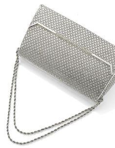 Diamond Set Evening Bag