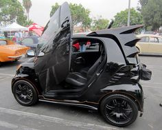 Smart Car Batmobile