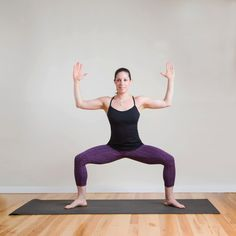 This Yoga Sequence Will Help to Tighten and Tone Your Butt