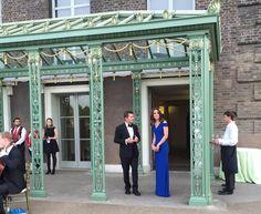 Duchess Catherine attends SportsAid anniversary dinner