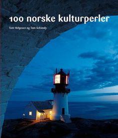 """""""100 norske kulturperler"""" av Tom Helgesen og Tom Schandy (ISBN: 9788292916049)"""