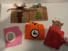 Card Corner by Candee: Two Tags die items