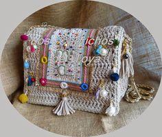 Los Caprichos de Toya #crochetbag
