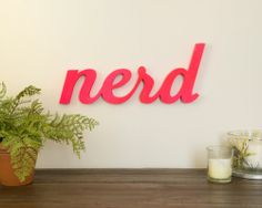 #Nerd #WallArt #Want