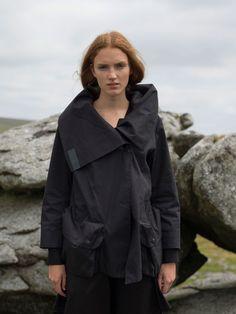 Griffin SS15  #Linen #Parka #Womenswear #Military #fashion #freedom #eco #sustainability #sustainable #luxury #British #MadeinItaly #sportswear #outdoors #Dartmoor #LoveLife