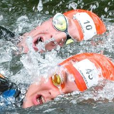 #Triathlon #Swimming