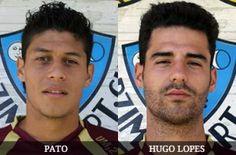 Pato e Hugo Lopes renovam com o Varzim