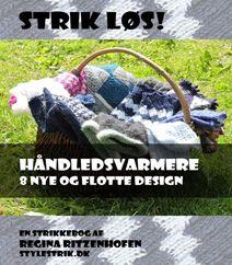 Strik Løs - Ny bogserie med strikkeopskrifter. Vi linker også til et væld af øvrige opskrifter.  Strikker du så kig forbi :-)