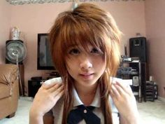 Asian Mullet Hairstyle Back Look Picture Reference - Hairstyle asian mullet