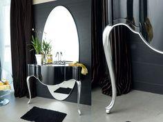Mobillier de salles de bains. Le Groupe Porcelanosa propose depuis plus de 25 ans des solutions pour l'équipement de la salle de bains.