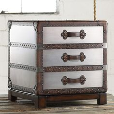 I pinned this Bondurant Accent Chest from the Hooker event at Joss and Main!