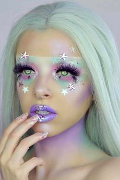 Unicorn Makeup for Parties picture3