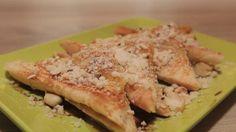 Sandwich Begelen, Roti Kering Dikombinasi Keju Cair, Mentega dam Daging Asap