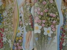 Irish Lace 10 Crochet patterns magazine Duplet Special Relize:  For inspiration
