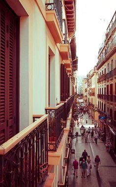 #street #hiszpania #spain #view