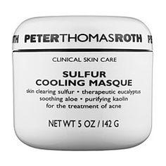 Peter Thomas Roth Sulfur Masque
