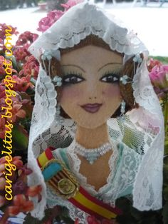 Felt Ornaments, Christmas Ornaments, Textiles, Felt Dolls, Needle Felting, Scary, Diy And Crafts, Princess Zelda, Zipper