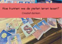 Creatief denken: Hoe leren we de pieten lezen met de pietenplaatjes? – Miranda Wedekind Onderwijsbegeleiding Diy For Kids, Pokemon, Games, Tips, Advice, Toys, Game
