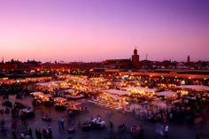 Countdown: TripAdvisor's top 25 cities of MARRAKECH, MOROCCO Marrakech has long been a vibrant hub of north African culture, and welcomes an increasing number of tourists from across the world every year. Visit Marrakech, Marrakech Morocco, Marrakesh, Best Holiday Destinations, Honeymoon Destinations, Travel Around The World, Around The Worlds, Cities In Africa, Best Cruise