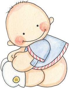 "Photo from album ""Baby"" on Yandex. Clipart Baby, Baby Shower Clipart, Cute Clipart, Baby Images, Baby Pictures, Dibujos Baby Shower, Scrapbook Bebe, Shower Bebe, Baby Mine"