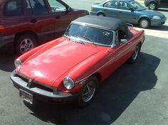 Check out this classic 1975 MGB for sale on UsedOttawa.com.  She's a beauty.