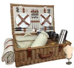 123bps House Additions Picnic Basket & Reviews | Wayfair.co.uk 1