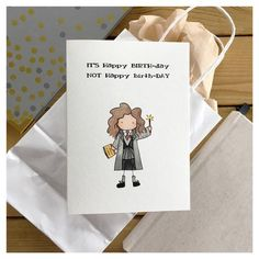 Super Funny Christmas Gifts For Friends Diy Cute Ideas 48 Ideas Happy Birthday Greeting Card, Birthday Cards For Friends, Birthday Gifts For Best Friend, Funny Birthday Cards, Birthday Diy, Birthday Greetings, Card Birthday, Birthday Humorous, Birthday Sayings