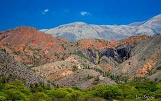 Quebrada de las Goteras. Salta. Noroeste (Noa). Argentina