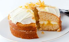 Pan di Spagna al limone soffice per torte freschissime! | Planet Cake