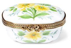 Botanic Daisy Box on OneKingsLane.com