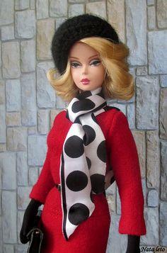 Silkstone Barbie  MAD MEN BETTY DRAPER