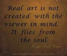 Famous Art Quotes - love the quotes on this site!
