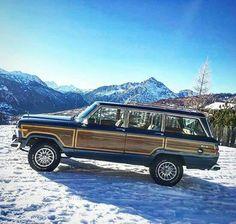 Jeep Wagoneer, Jeep Pickup, Jeep Grand, Airstream, Jeeps, Trailers, Masters, Automobile, Iron