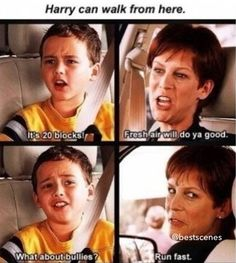 Possibly the best scene of a movie I've even seen! Freaky Friday <3