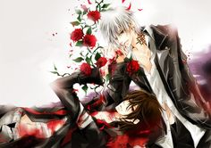 Vampire Knight - Kaname x Zero