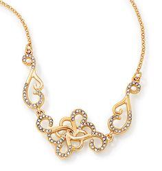 Embellished Filigree Collar Necklace- shop online at tashina.avonrepresentative.com