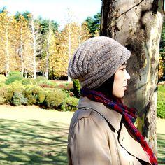 Nicki Marquardt AW 14-15  #nickimarquardt #knitted #hat  Amet & Ladoue AW14-15 LIMBA Stole #ametandladoue #stole