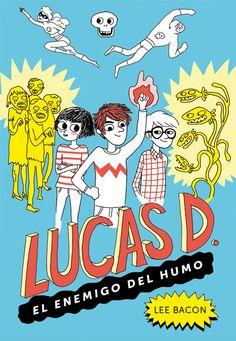 Cubierta de Lucas D. | Candela Ferrández