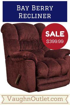 Bay Berry Recliner  sc 1 st  Pinterest & Custom Upholstered Rocker Recliner - Ladyu0027s Chair | For The Home ... islam-shia.org
