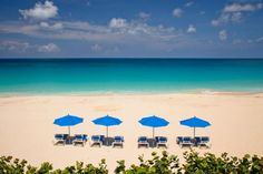 Sun and sand await! Anguilla