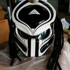 Predator Motorcycle Helmet | For Sale. http://predatormotorcyclehelmet.com/