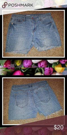Old Navy  Custom Ladies denim shorts Custom made by me  medium wash  18f8e0ab01c7