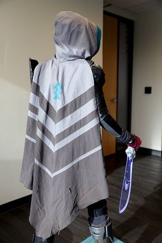 #Destiny #Hunter Bladedancer costume …