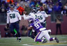 Vikings vs. Seahawks: Through-The-Lens - Griffen