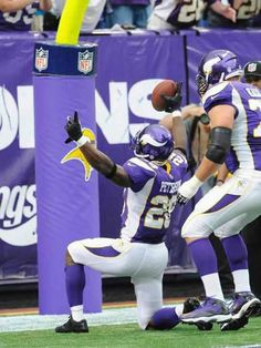 MinnesotaVikings  AdrianPeterson. Lenn Davis · Purple People Eaters · Minnesota  Vikings Minnesota Vikings 8dccc2f6c